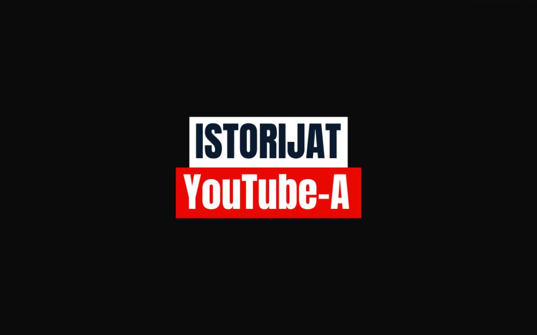 Istorijat YouTube-a: Osnivači, Činjenice i Google