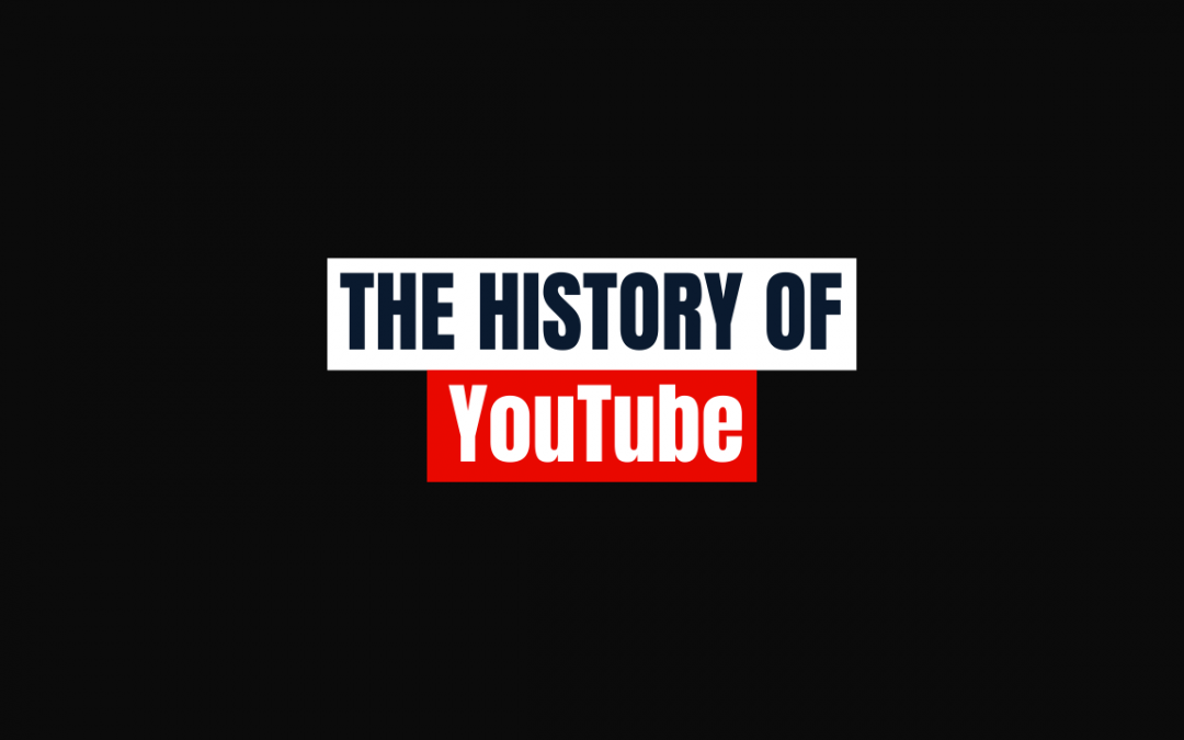 The history of YouTube cover img