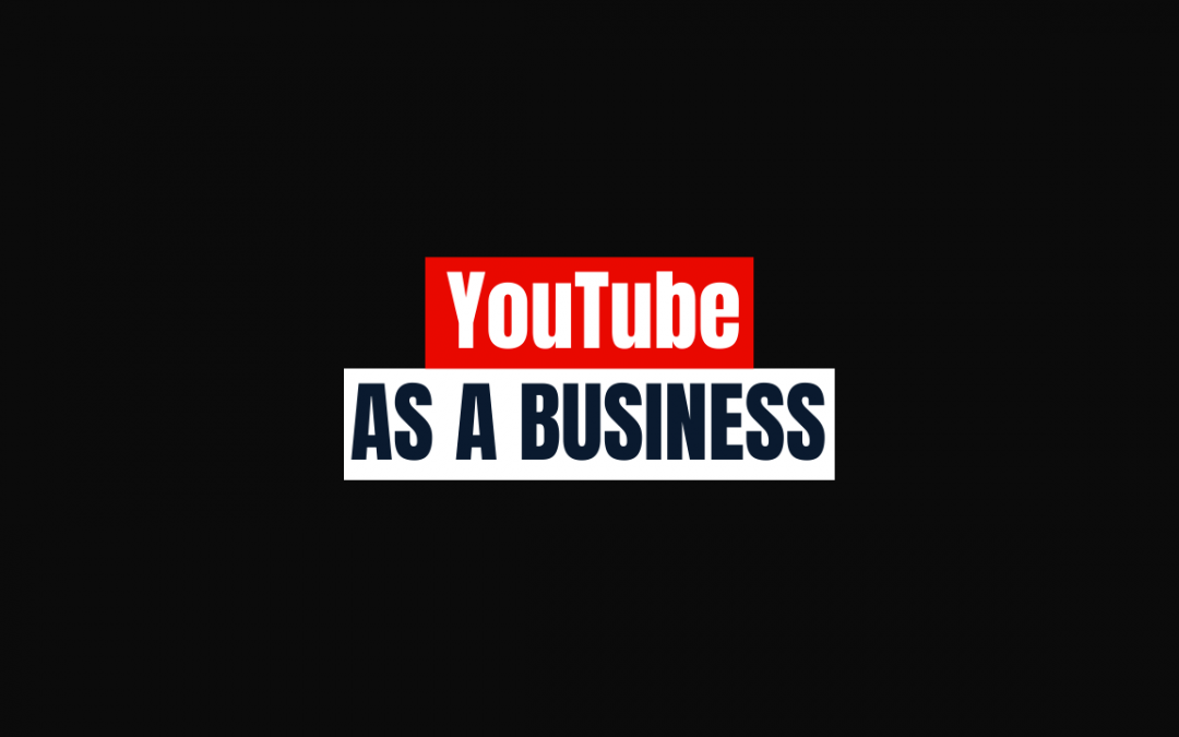 YouTube as a business post photo