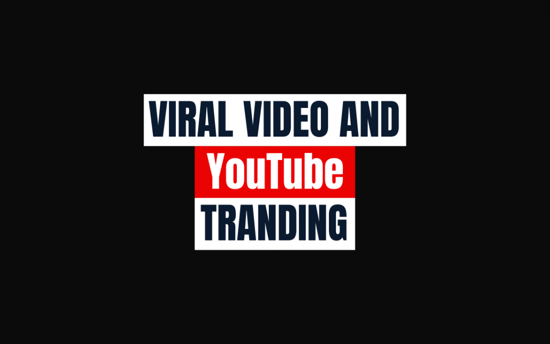 How To Jump in YouTube Trending? Viral Video Explanation!